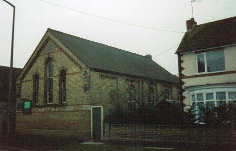 Market Deeping Primitive Methodist chapel