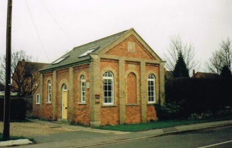 Northborough Primitive Methodist chapel