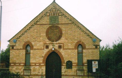 Orton Waterville Primitive Methodist chapel