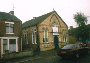 Midland Road Primitive Methodist chapel   Keith Guyler 1999