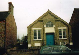 former Walton Primitive Methodist chapel | Keith Guyler 1995