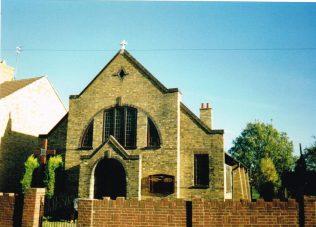 Woodston Primitive Methodist chapel | Keith Guyler 1996