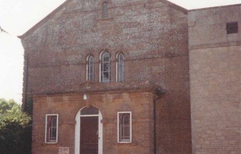 Merriott Primitive Methodist chapel