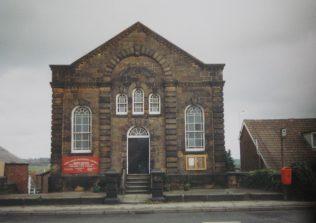 former Coal Aston Primitive Methodist chapel | Keith Guyler 1994