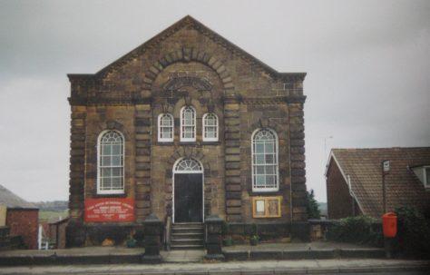 Coal Aston Primitive Methodist chapel