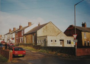 former Eckington Primitive Methodist chapel | Keith Guyler 1994