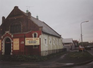 former Holbrook Primitive Methodist chapel   Keith Guyler 1998