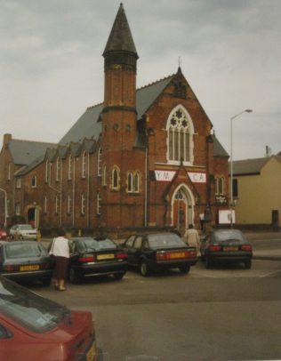 former Holywell Cross Primitive Methodist chapel, Chesterfield | Keith Guyler 1996