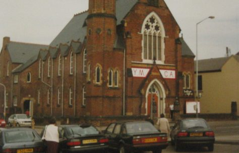 Chesterfield Holywell Cross Primitive Methodist Chapel