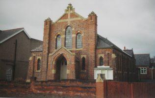 Barlborough Methodist chapel | Keith Guyler 1994