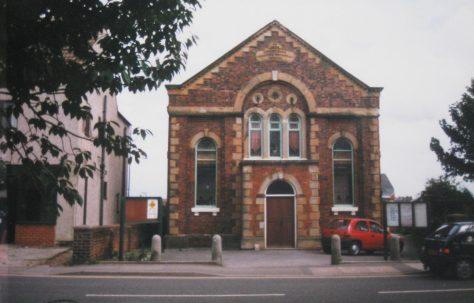 Clowne Primitive Methodist chapel