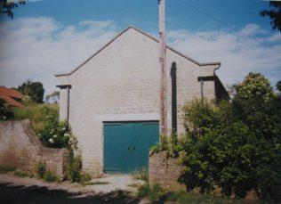 former Scarcliffe Primitive Methodist chapel | Keith Guyler 1990