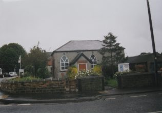 Primitive Methodist chapel at Shirland | Keith Guyler 1998