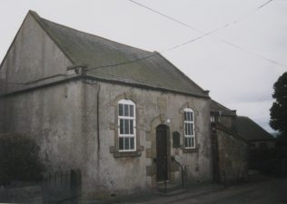 1843 Elton Bethel Primitive Methodist Chapel  as it was in 1999 | Keith Guyler 1999
