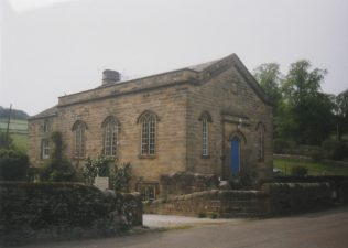 former Middleton-by-Youlgreave Primitive Methodist chapel | Keith Guyler 1999