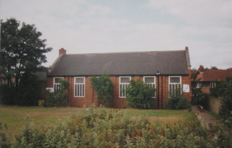 Armthorpe Primitive Methodist chapel