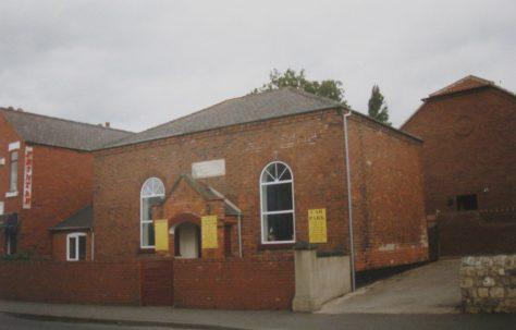 Barnby Dun Primitive Methodist chapel