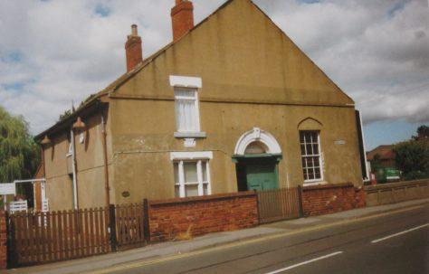 Bentley Chapel Street Primitive Methodist chapel