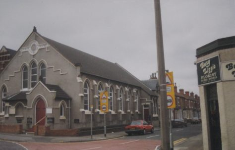 Doncaster; Hyde Park Primitive Methodist chapel