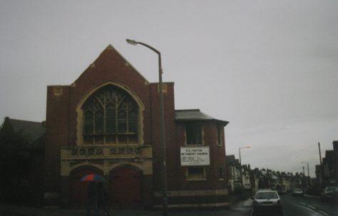 Edlington Primitive Methodist chapel