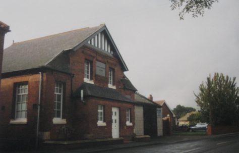 Fishlake Primitive Methodist chapel