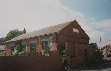 Thorne Primitive Methodist chapel