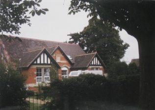 former Woodlands Parkside Primitive Methodist chapel   Keith Guyler 1999