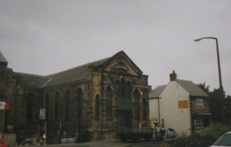 Kilnhurst Bethel Primitive Methodist chapel