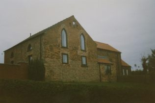former Laxton Primitive Methodist chapel | Keith Guyler 1997