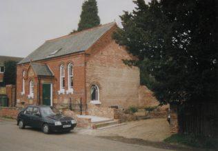 former Lound Primitive Methodist chapel   Keith Guyler 1996