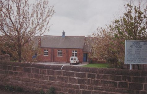 North Anston Primitive Methodist chapel
