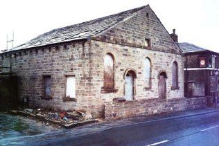Wilsden Primitive Methodist Chapel, Yorkshire
