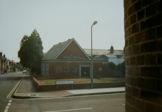Southampton Bevois Town Primitive Methodist chapel | Keith Guyler 1995