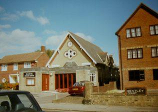 Freemantle Primitive Methodist chapel | Keith Guyler 1997
