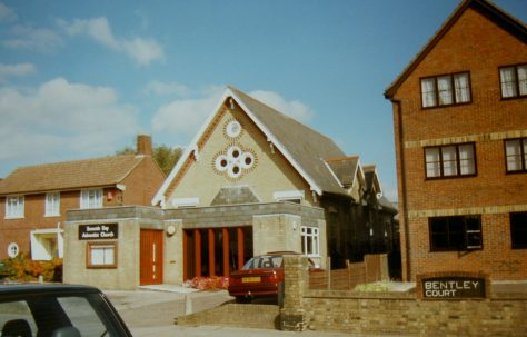 Southampton Freemantle Primitive Methodist chapel