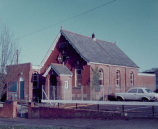 Chandler's Ford Primitive Methodist chapel | Keith Guyler 1985