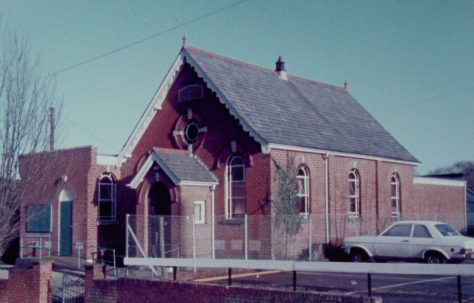 Chandler's Ford Primitive Methodist chapel