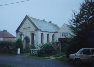 Ashmansworth Primitive Methodist chapel | Keith Guyler 1992
