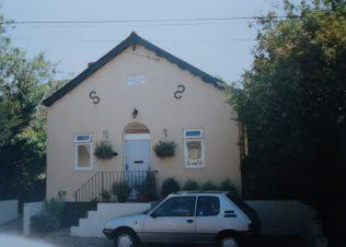 Collingbourne Ducis Primitive Methodist chapel | Keith Guyler 1995