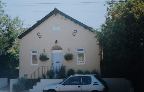 Collingbourne Ducis Primitive Methodist chapel