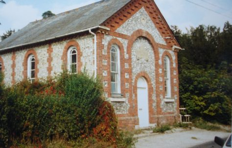 Longstock Primitive Methodist chapel