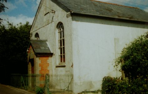 North Waltham Primitive Methodist chapel