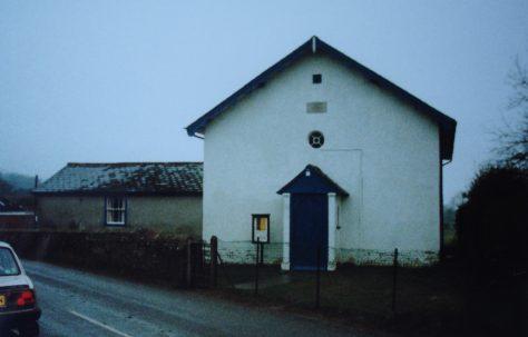 St Mary Bourne Primitive Methodist chapel