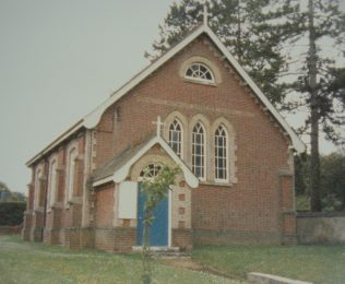 Sutton Scotney Primitive Methodist chapel | Keith Guyler 1989