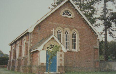 Sutton Scotney Primitive Methodist chapel