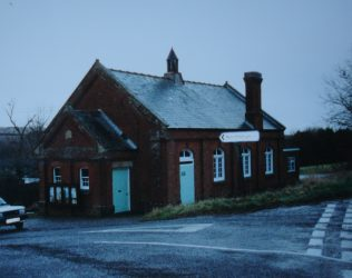 Swarraton Primitive Methodist chapel | Keith Guyler 1994