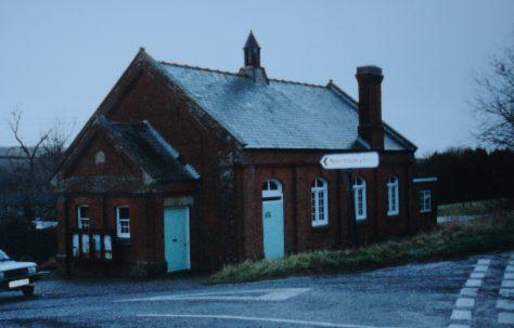 Swarraton Primitive Methodist chapel