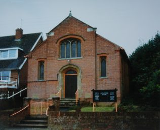 Upper Clatford Primitive Methodist chapel | Keith Guyler 1992