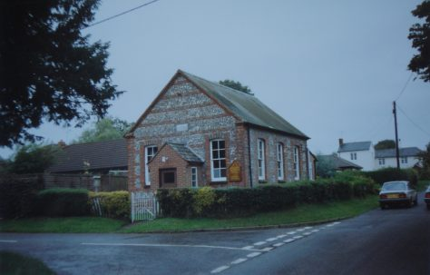 Wildhern Primitive Methodist chapel