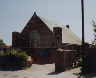 Purbrook Primitive Methodist chapel | Keith Guyler 1991